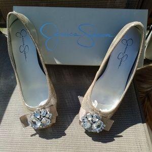 NEW! Jessica Simpson Lepolia Ballet Flat